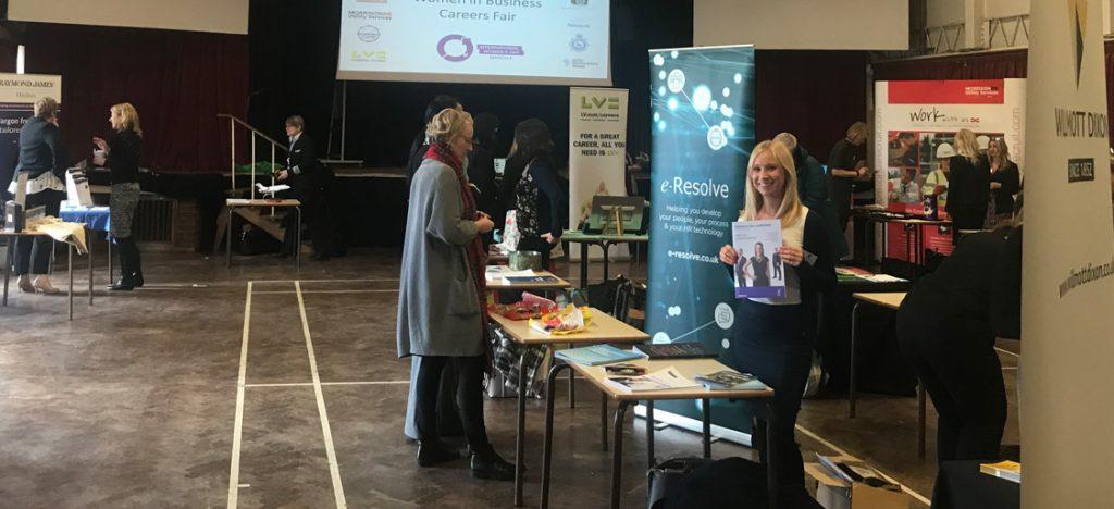 Priory School Women in Business Careers Fair