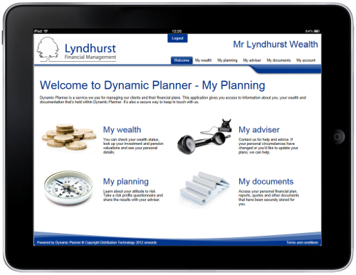 Lyndhurst Financial Management - My Planning App