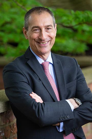 Lyndhurst Financial Management - Mark Ireland
